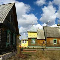 храм новомучеников и исповедников российских, Оленино