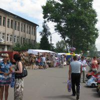 Оленино день города 2011г, Оленино