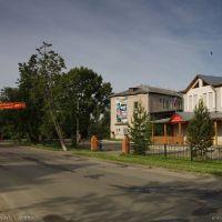 Тверская область, Оленино, Дом Культуры, Оленино