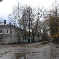 Советский переулок, Осташков