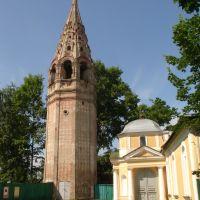 колокольня Воскресенского собора, Осташков