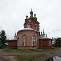 Знаменский женский монастырь.Собор Вознесения Господня, Осташков