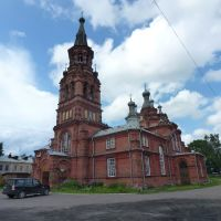 Храм в Осташкове, Осташков