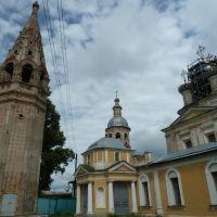 Колокольни Соборной площади, Осташков