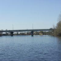 Мост через Волгу (Bridge across the Volga), Пено