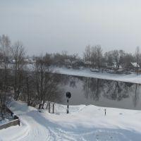 Волга, Пено
