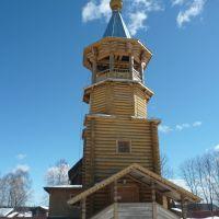 Храм преподобного Сергия Радонежского, Пено