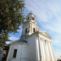 Церковь Троицы живоначальной, Рамешки