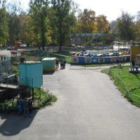 Парк аттракционов / Park of attractions, Ржев