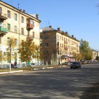 Дома на Советской площади / Houses on Sovietskaya Square, Ржев