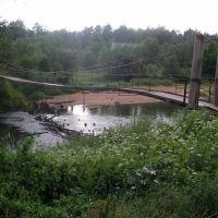 Мост через р.Песочню, Селижарово
