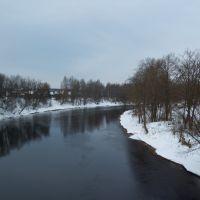 р. Волга п. Селижарово, Селижарово