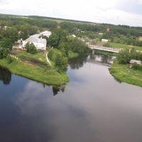 мост через Селижаровку, Селижарово