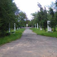 Братское кладбище, Селижарово