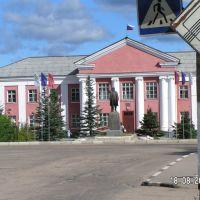 Площадь, Селижарово