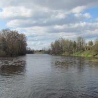 река Песочня, Селижарово