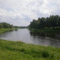 р Волга, Селижарово