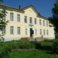 Сонково, средняя школа N 9, Сонково