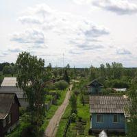 Вид с моста, Сонково