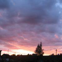 Вечернее небо, Сонково