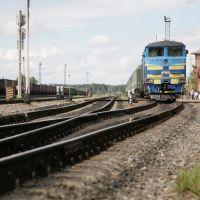 Железнодорожная развязка, Сонково