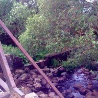 Спирово. Малая Тигма. Шлюз. Вид с моста., Спирово