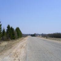 002дорога на Выдропужск, Спирово