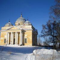 Церковь Борисоглебского собора. Старица, Старица