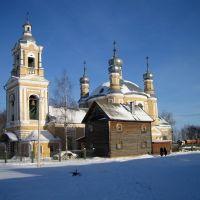 Церковь Илии Пророка. Старица, Старица