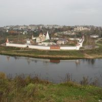 Russia, Tver region, Staritsa, Старица
