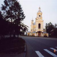 8.9  Старица. Ильинская церковь. м, Старица