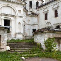 Церковь Рождества, Старица