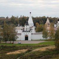 Старица. Старицкий Успенский мужской монастырь, Старица