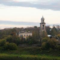 Старица. Церковь Николая Чудотворца, Старица