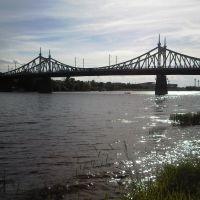 Тверь. Староволжский мост, Тверь