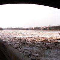 Старый мост из под Нового, Тверь