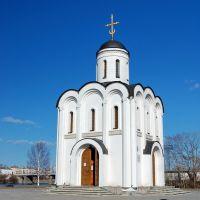 Тверь. Церковь Михаила Тверского, Тверь