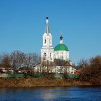 Тверь. Свято-Екатерининский монастырь. Екатерининская церковь, Тверь