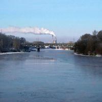 Тверецкий мост, Тверь