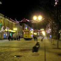 ночной трамвай, Тверь