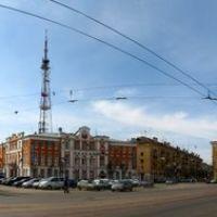 Советская площадь - panorama, Тверь