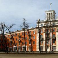 поворот со Смоленского пер. на ул. Советская, Тверь