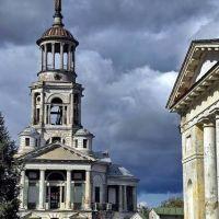 колокольня и надвратная церковь, Торжок