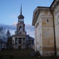 Церковь Спаса Нерукотворного Образа, Торжок