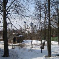 Церковь Благовещения Пресвятой Богородицы (Михаила Архангела). Торжок, Торжок