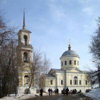 Церковь Илии Пророка. Торжок, Торжок