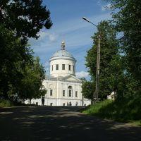 церковь Ильи Пророка, Торжок