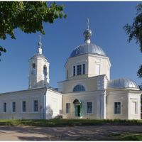 Торжок. Никольская церковь. 07.2012., Торжок