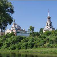 Торжок. Борисоглебский монастырь. 07.2012., Торжок