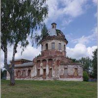 Торжок. Покровская церковь. 07.2012., Торжок